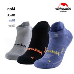 3 Pairs Sports Socks Outdoor Running Ankle Socks Sweat  Quci