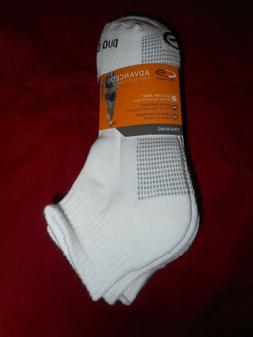 4 Pair Champion High Performance  Duo Dry Ankle Running Arch
