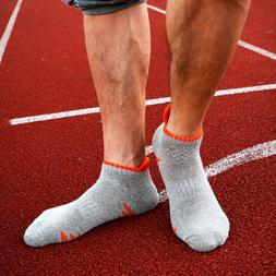 5pair mens Quick Dry Ankle Socks running skating Sport Outdo