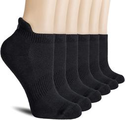 CelerSport Ankle Athletic Running Socks Low Cut Sport Tab So