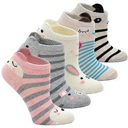 Baby Sock Low Cut Cotton Soft Funny Cute Ankle Socks for Gir