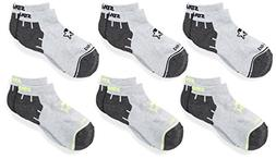 Starter Boys' 6-Pack Athletic Low-Cut Ankle Socks, Amazon Ex
