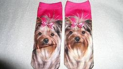 Cute Doggy Dog Socks Unisex Clothing Casual Men's Women Ankl