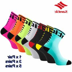 Santic Cycling Low Socks Anti-sweat Breathable Outdoor Sport