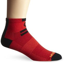 Pearl Izumi - Ride Men's Elite Losock Ankle Socks, Core Red,