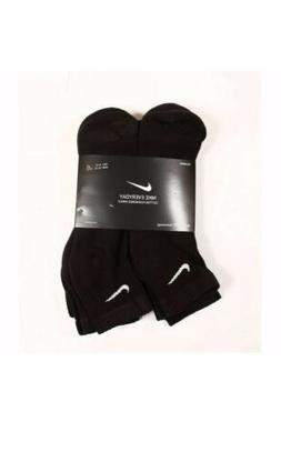 NIKE Everyday Cotton Cushioned Ankle Socks  SX7669 SIZE L