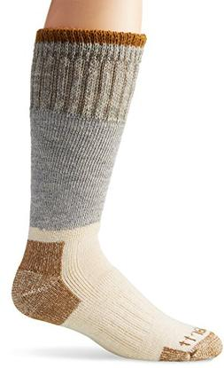 Carhartt Men's Extremes Wool Arctic Boot Sock,Heather Grey,