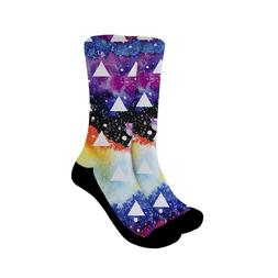 Galaxy Shape Womens Casual Stockings Soft Comfort Sport Sock