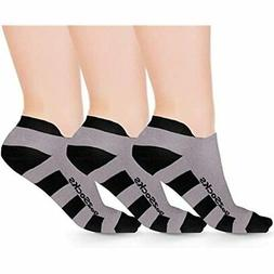 Go2 Compression Running Socks Athletic Low Show Ankle For Me