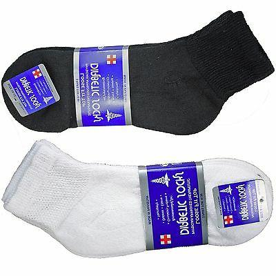 3-12 Quarter Socks Cotton