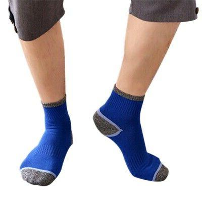 3Pairs Hiking Running Ankle Cotton Sock