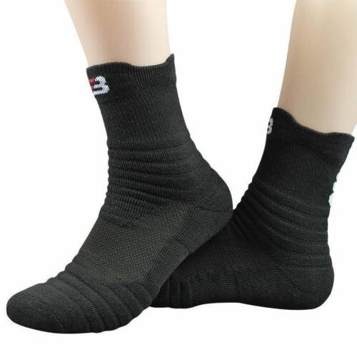 5 Men's Elite Basketball Crew Middle Ankle US