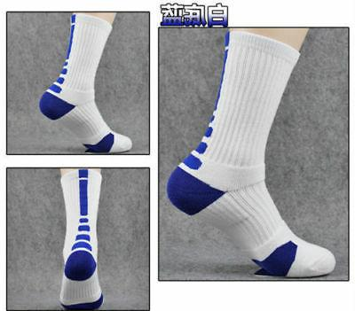 5 Men's Sport Socks Skating Basketball Ankle
