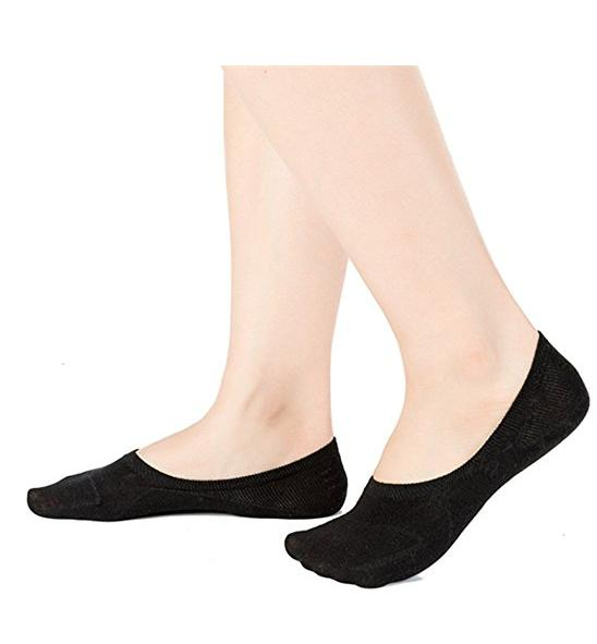 6 pack women ankle boat liner invisible