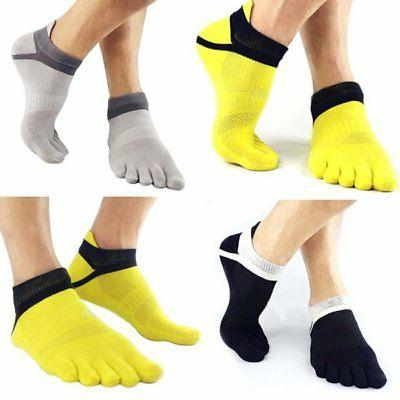 6 Pairs Sports Half Yoga Ankle Grip Six Colors