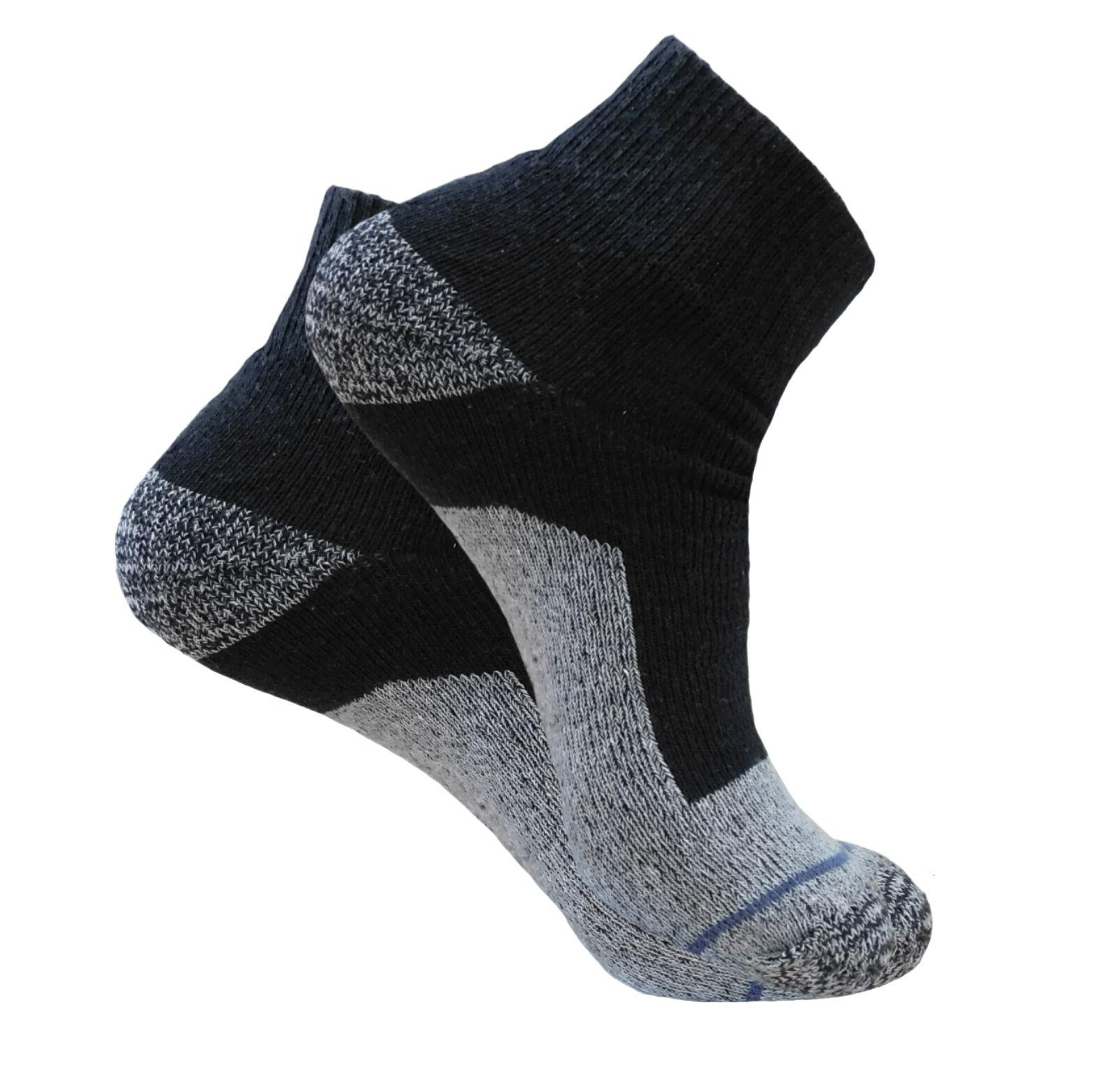 4 ANKLE QUALITY HEAVY COTTON 10-13