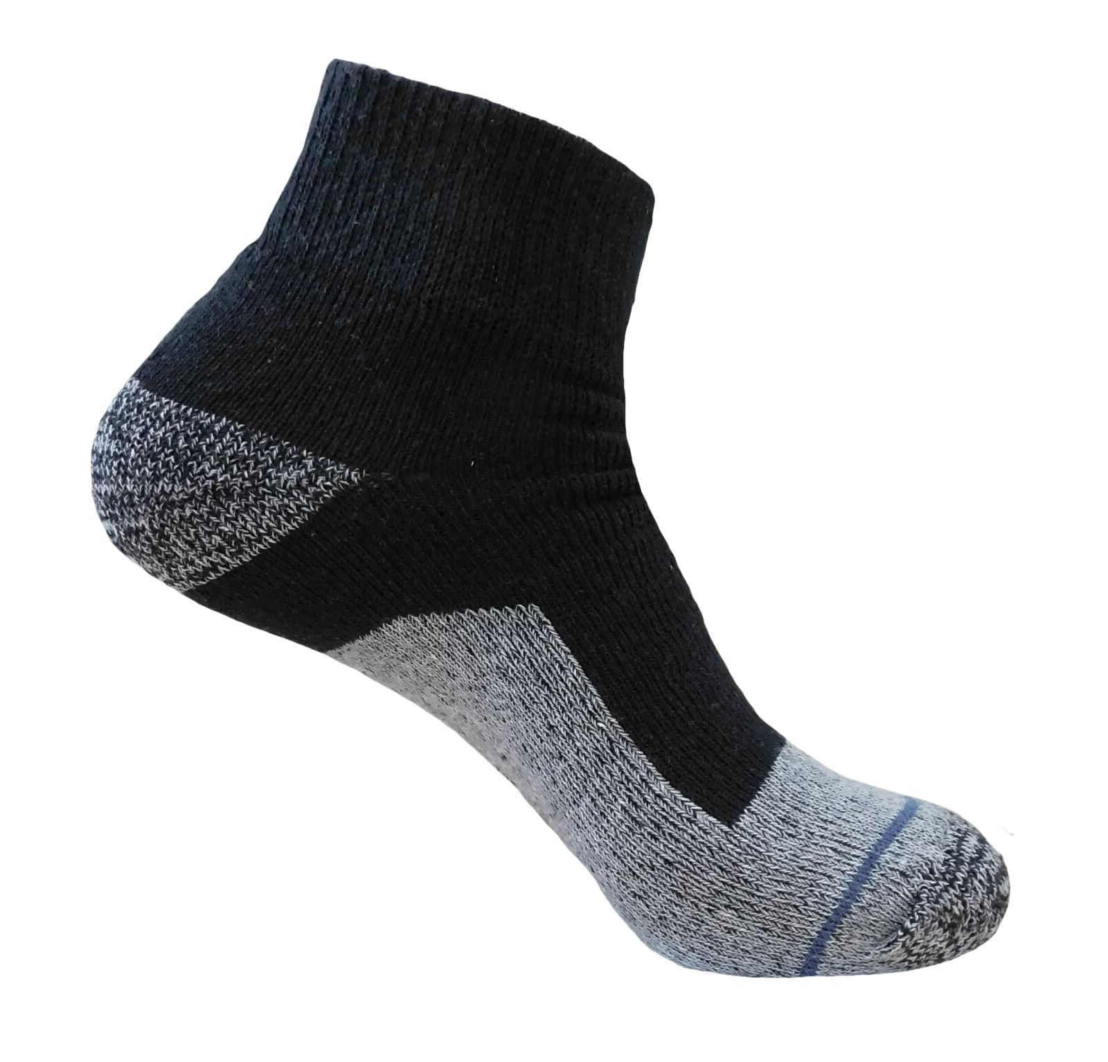 4 ANKLE QUALITY COTTON 10-13