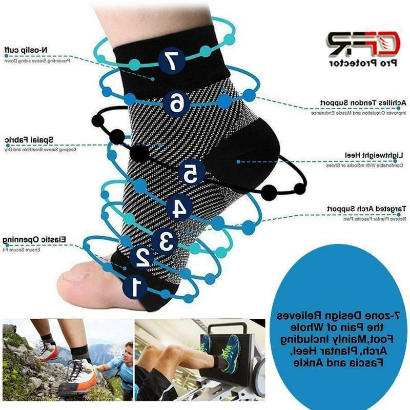 Foot Compression Ankle Relief