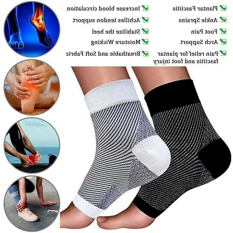 Foot Compression Ankle Relief Pain