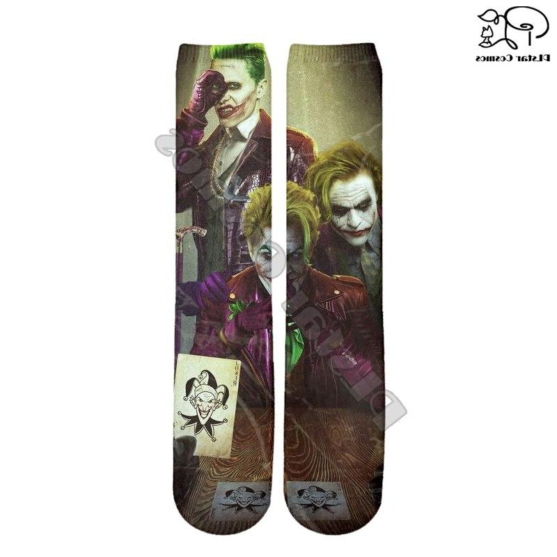 PLstar Joker Phoenix Unisex fashion 3Dfull Print cool Warm <font><b>Socks</b></font> <font><b>s</b></font>-1