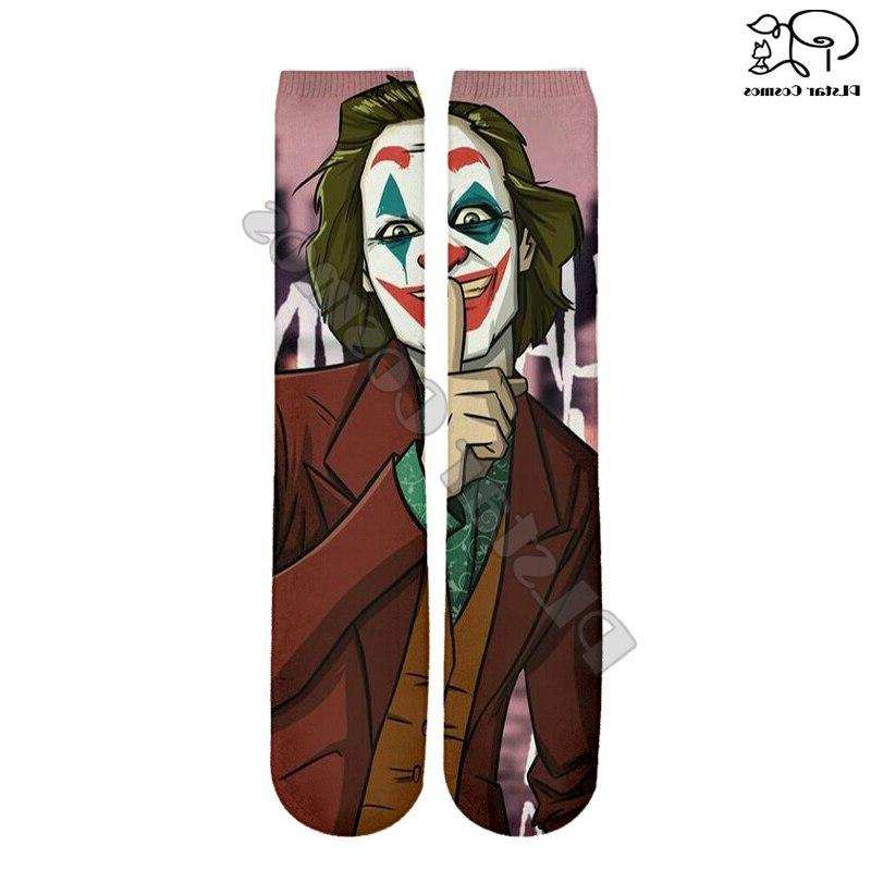joker joaquin phoenix colorful unisex new fashion