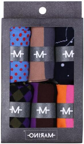 Marino Socks Funky Low Men