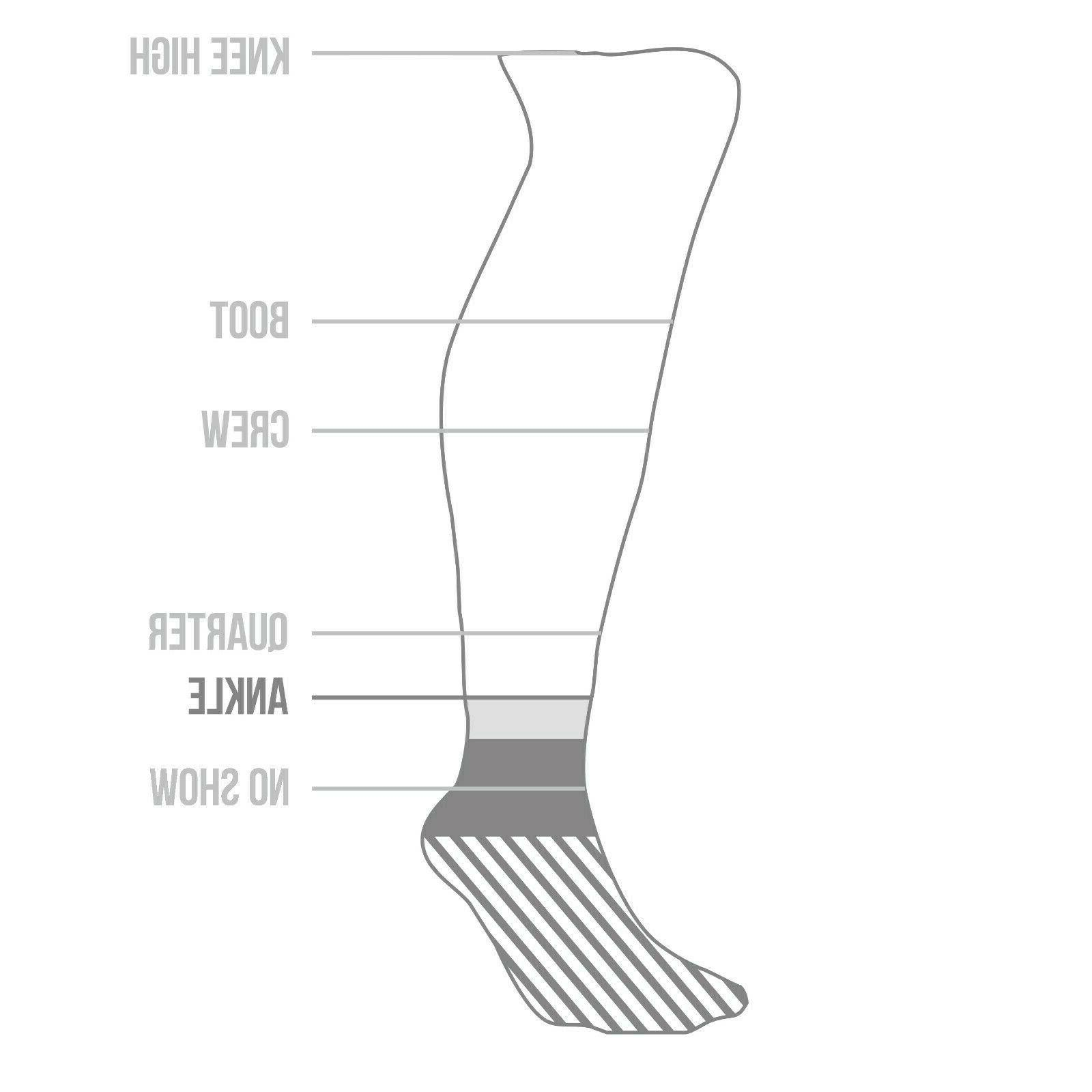 Mens Ankle Socks Casual Solid
