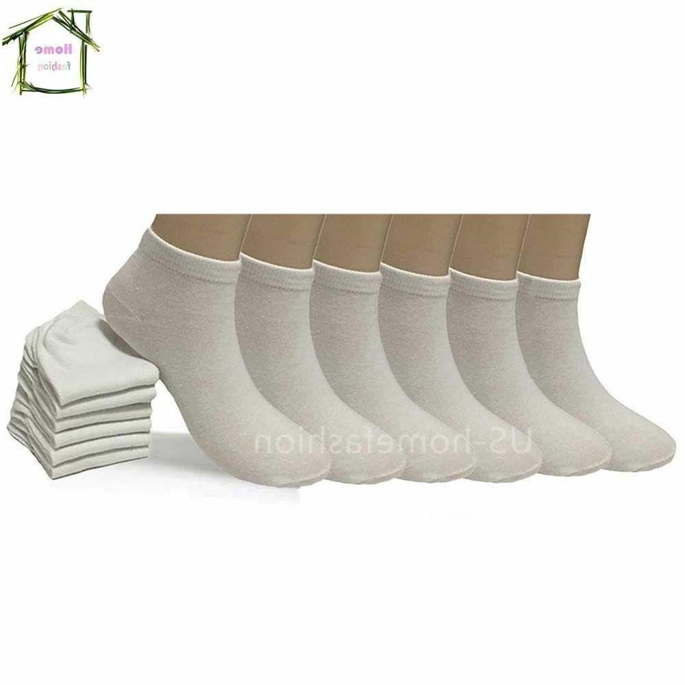 new lot 6 12 packs ankle cotton
