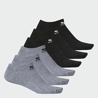 originals trefoil ankle socks 6 pairs men