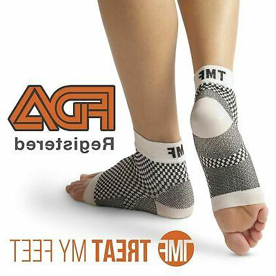 Plantar Ankle Brace Support Foot Pain Relief Socks