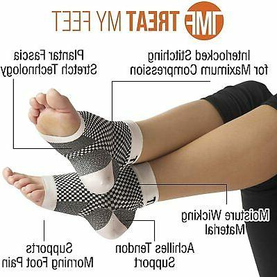 Plantar Ankle Brace Support Pain Relief Socks