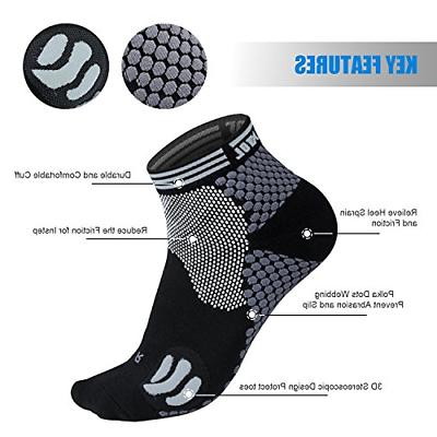 Plantar Socks with and
