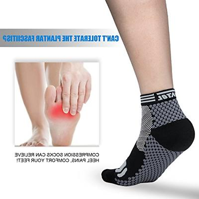 Plantar Socks, Compression Socks & Arch Support and