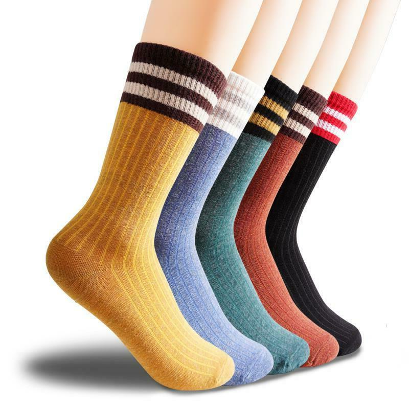 women casual cotton socks thin breathable wicking