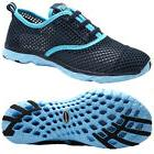 Aleader Women's Quick Drying Aqua Water Shoes Breathable Wal