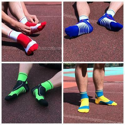 Womens Mens Ankle Sport Running Cycling Casual Bicycle Socks