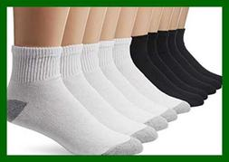 Men's Big & Tall Ankle Socks 10 Pairs FREE SHIPPING