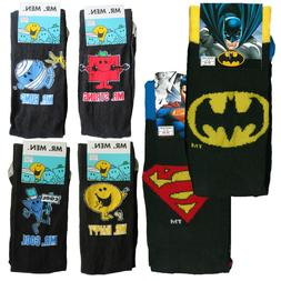 Men's Funny Cartoon Marvel Superman Batman Mr Men Novelty Co