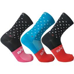 Men's Women's Cycling Ankle Socks Bicycle Professional Sport