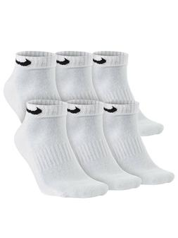 Nike Mens Dri-Fit Performance Cotton Cushioned Ankle Socks W