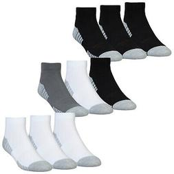2019 Under Armour Mens Heatgear Tech Low Cut Socks -3 Pairs