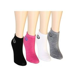 New 12 Pairs Womens Ankle Quarter Socks Size 9-11 Fashion Ca