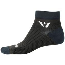 New Unisex Swiftwick Sustain One Compression Antimicrobial S