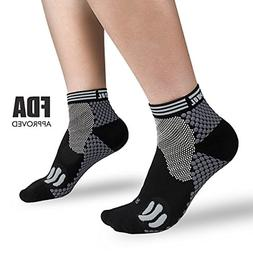 Plantar Fasciitis Socks, Compression Socks with Ankle & Arch
