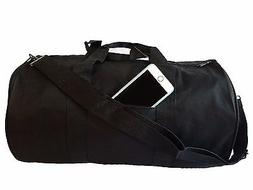 Polyester ROLL Duffle Duffel Bag Travel Gym Carry-On Sport G