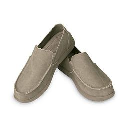 Crocs Mens Santa Cruz Loafers