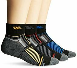 New Balance Socks Mens Performance Ankle - Pick SZ/Color.