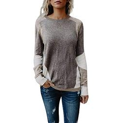 Womens Fashion Sweater Hot Sale, DEATU Ladies Juniors Girls