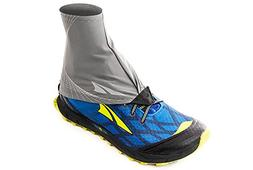 Altra Trail Gaiter Protective Shoe Covers, Gray, S Regular U