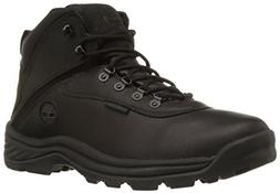 Timberland Men's White Ledge Mid Waterproof Ankle Boot,Black